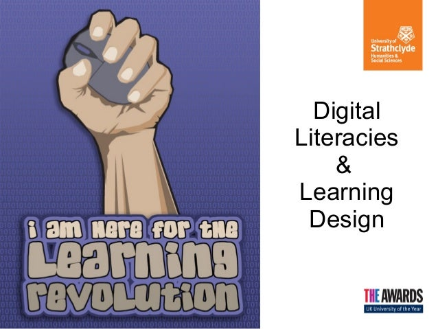Digital Literacies & Learning Design