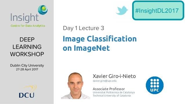 Xavier Giro-i-Nieto xavier.giro@upc.edu Associate Professor Universitat Politecnica de Catalunya Technical University of C...
