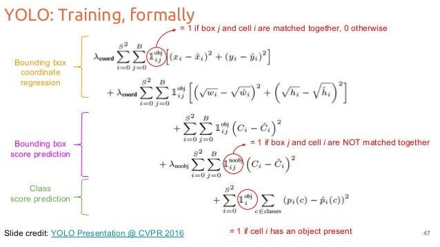 yolo machine learning