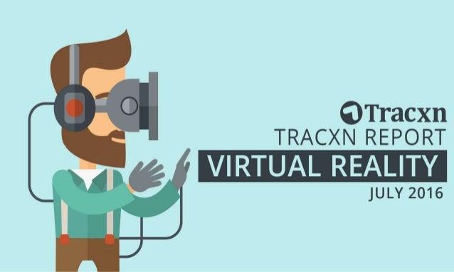 d5ea9695439f Tracxn Virtual Reality Startup Landscape Report