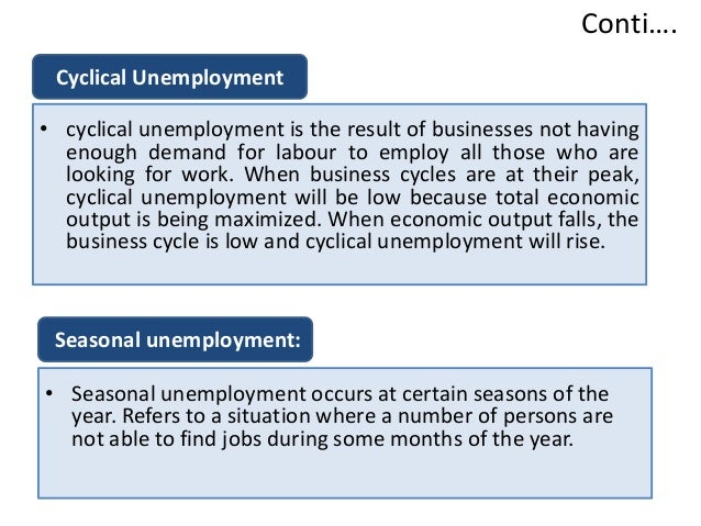 unemployment an economic condition Relationship to economic growth therefore, and consequences and to identify  the responses to unemployment is defined as a situation in which the.
