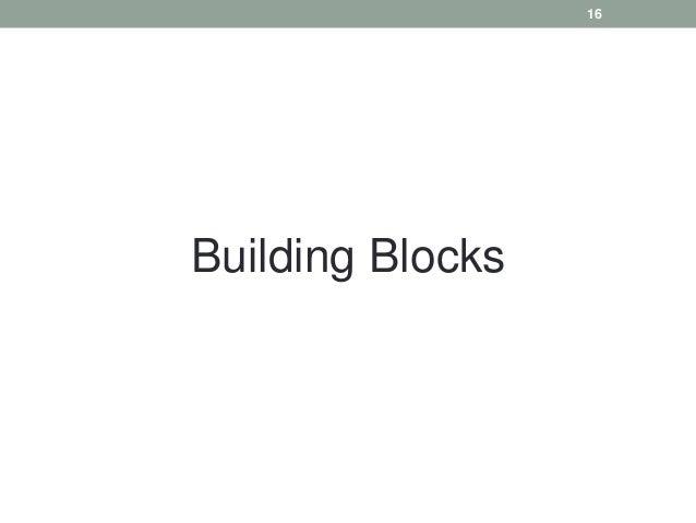 Building Blocks 16