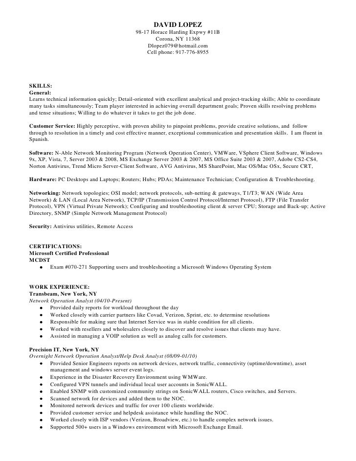 Dl tech resume 2010. SKILLS:<br />General:<br />Learns technical  information quickly ...