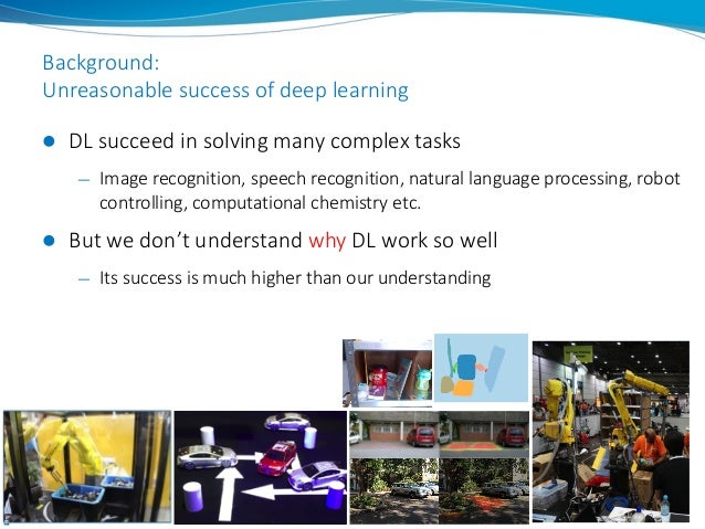 Deep Learning Practice and Theory Slide 2
