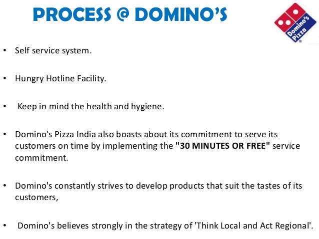 dominos pizza of 7ps of service marketing Case study: how domino's pizza create digital experiences an interview with nick dutch, head of digital at domino's pizza uk nick dutch is head of digital at domino's pizza group limited in.