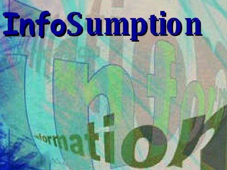 Info Sumption