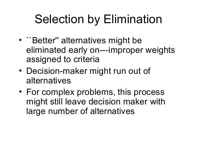 the process of decision making in the words of shafir and tversky Key words judgment, choice, decision making, normative theories,  492 shafir ¥ leboeuf  and later by kahneman and tversky's heuristics and biases program.