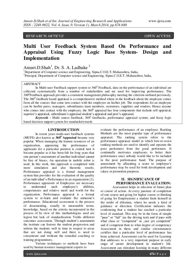 Ameet.D.Shah et al Int. Journal of Engineering Research and Applications www.ijera.com ISSN : 2248-9622, Vol. 4, Issue 3( ...