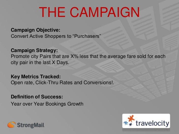THE CAMPAIGNWhy it works• Leverages triggered-alerts• Integration of relevant cross-sell offers• Built-in search functiona...