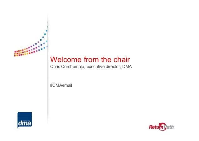 DMA email deliverability masterclass Slide 3