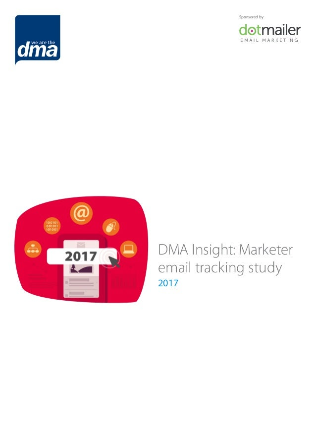 DMA Insight: Marketer email tracker 2017