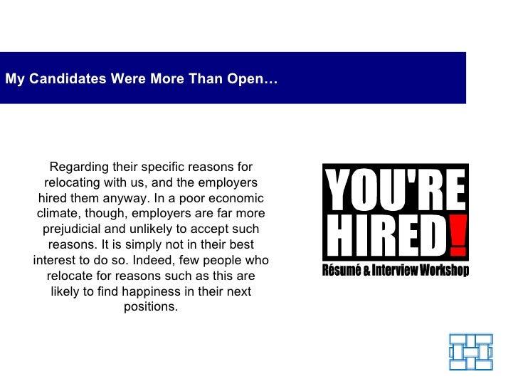 SlideShare  Job Hopping Resume