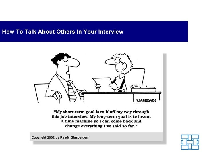 How To Talk About Others In Your Interview