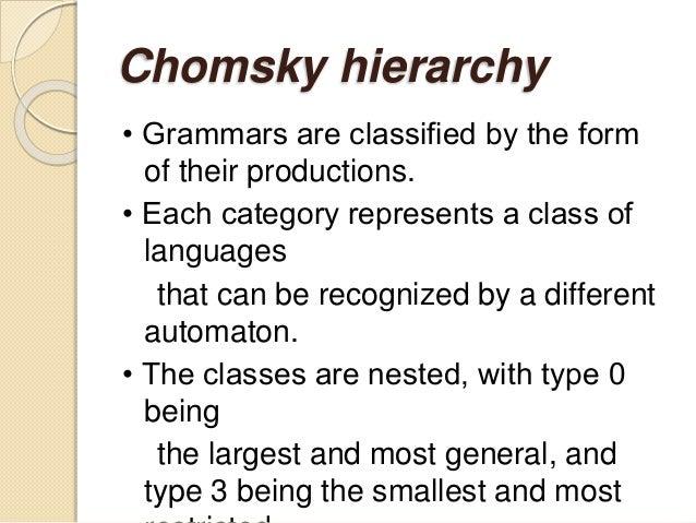 regular grammar