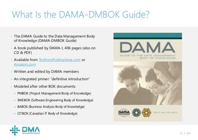DMBOK 2 0 and other frameworks including TOGAF & COBIT - keynote from…
