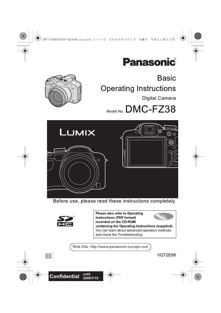 Basic                             Operating Instructions                                                       Digital Cam...