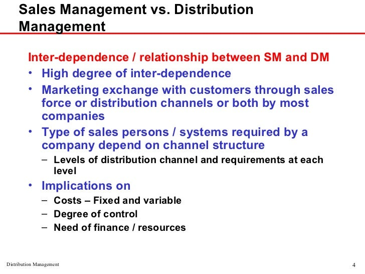 How Does Logistics Differ From Distribution?