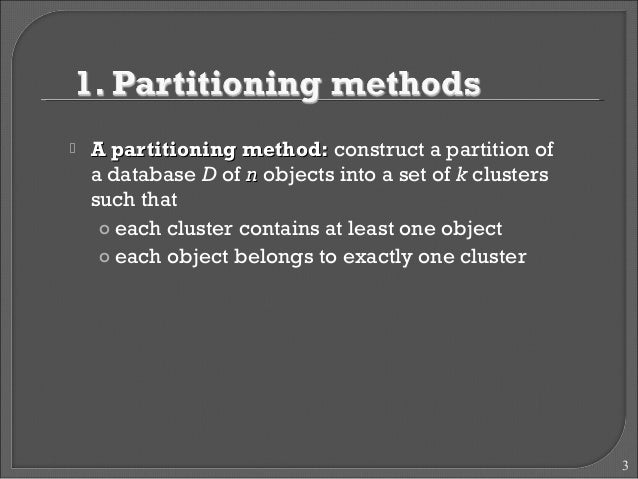 DATA MINING:Clustering Types Slide 3