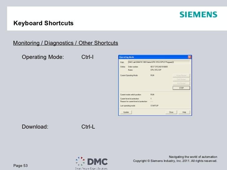 Top Ten Siemens S7 Tips and Tricks