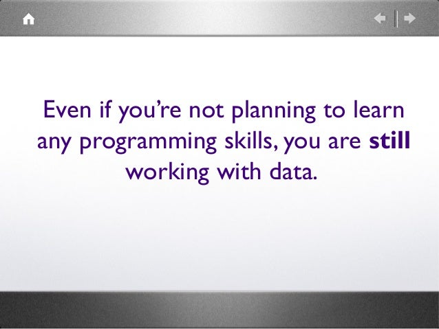 Next time: Programming on the Whiteboard February 1st, 9:30, CMU 202 •Cleaning data before you work with it! •Identifying ...