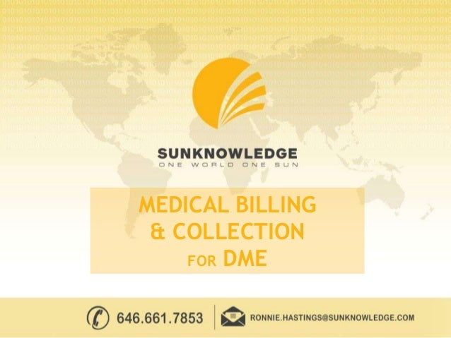 complete durable medical equipment dme billing guide sun knowledge