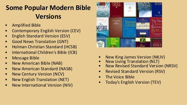 Why Use the King James Bible
