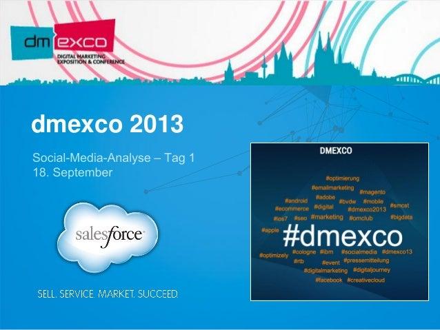 dmexco 2013