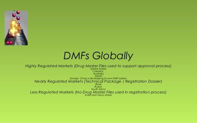 guideline for drug master file dmf pdf