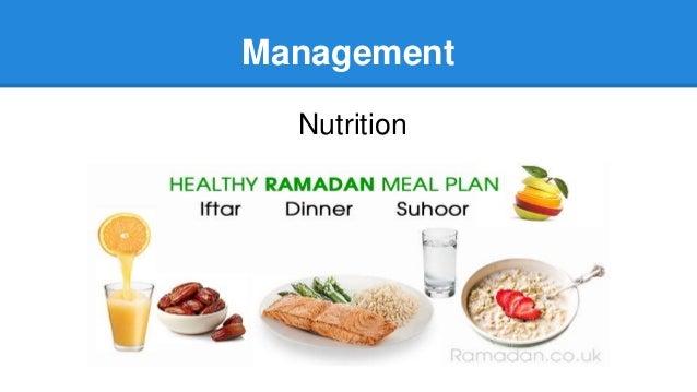 Management Nutrition