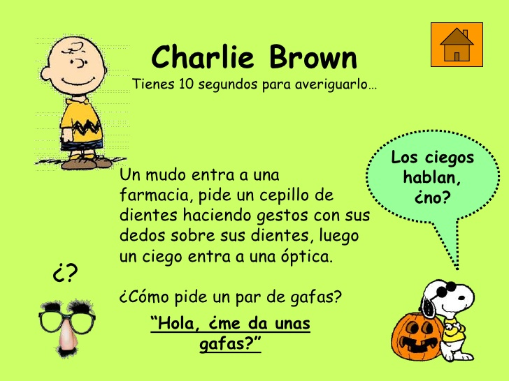 Charlie Brown Frases Español Snoopy Imagui