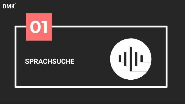 DMKwomen 2018 Sprach- und visuelle Suche: Wie aktuelle Trends das Kundenverhalten revolutionär beeinflussen Slide 3