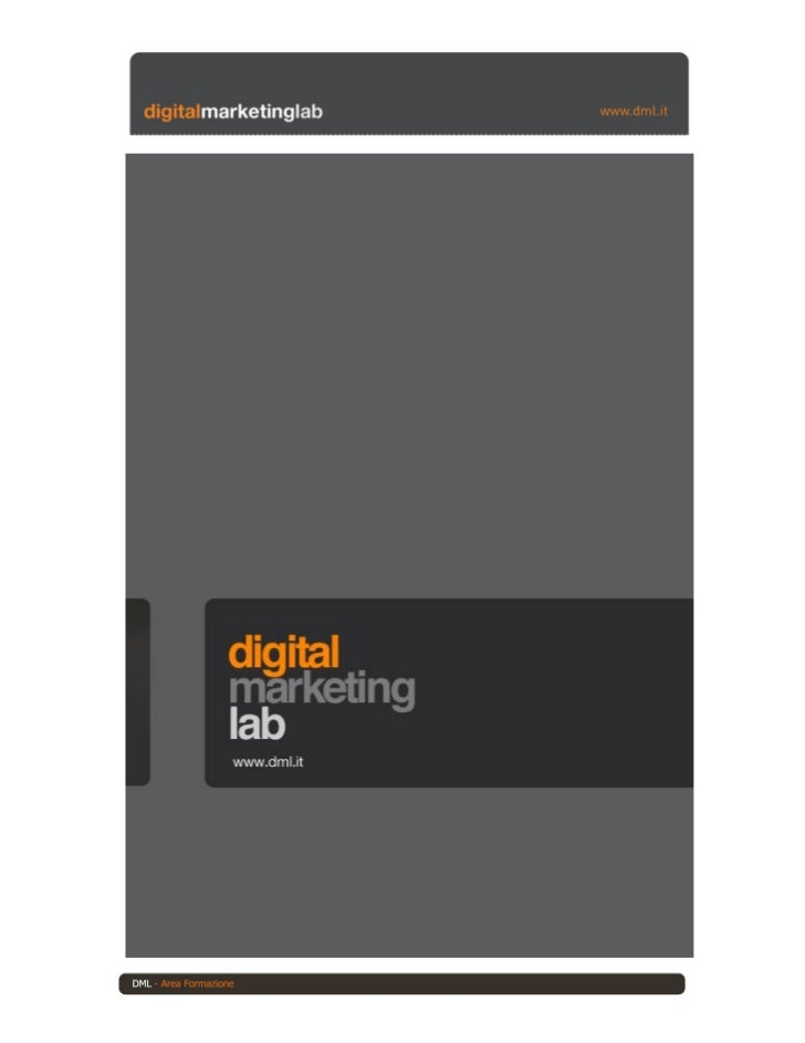 DML - Digital marketing Lab – nasce da un'idea di Leonardo Bellini eraggruppa un team di professionisti che da anni si occ...