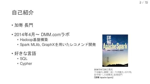 DMM.comにおけるビッグデータ処理のためのSQL活用術 Slide 2
