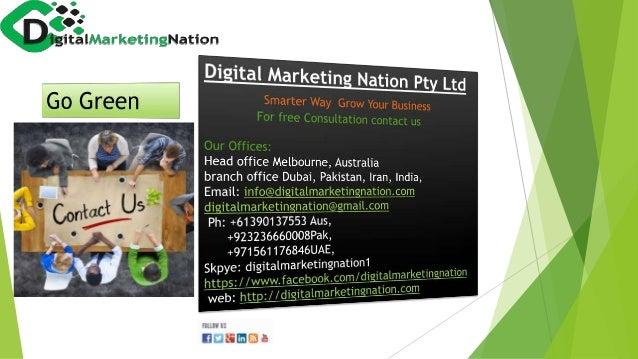 Digital Marketing Nation company profile