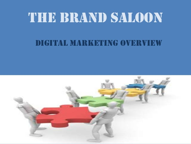 The Brand Saloon Digital Marketing overview