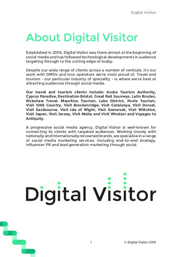 Destination marketing organisation whitepaper a blueprint for destin 2 2 digital visitor 2016 futureproof a blueprint malvernweather Image collections