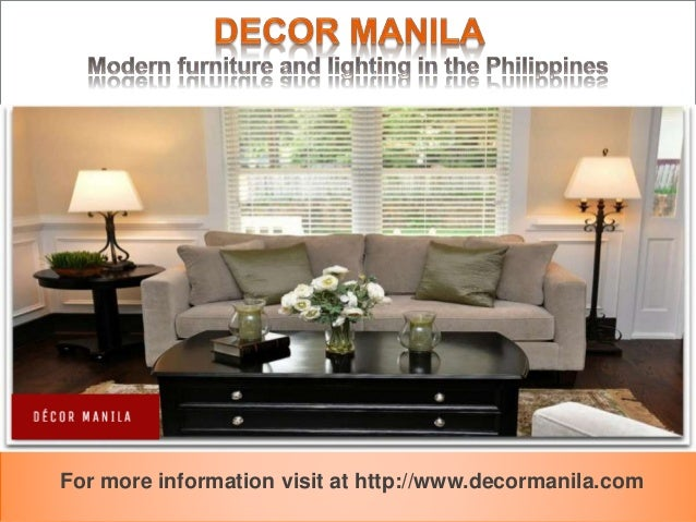 Best For More Information Visit At With Manila Furniture Stores
