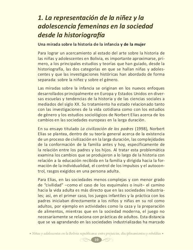 Niñas y adolescentes en la Bolivia republicana: entre prejuicios, dis…