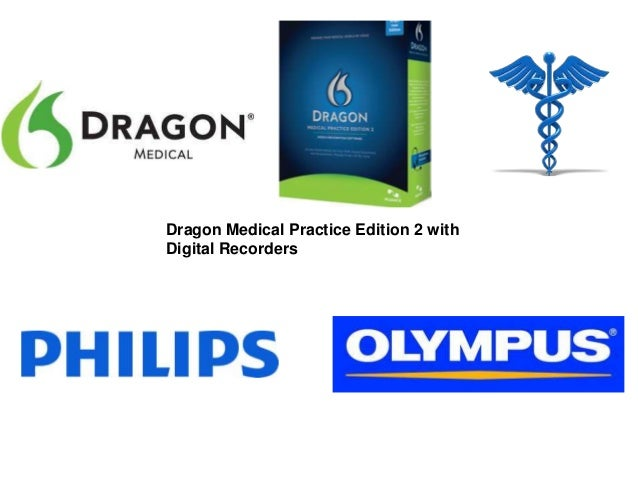Dragon Medical Practice Edition 2 withDigital Recorders