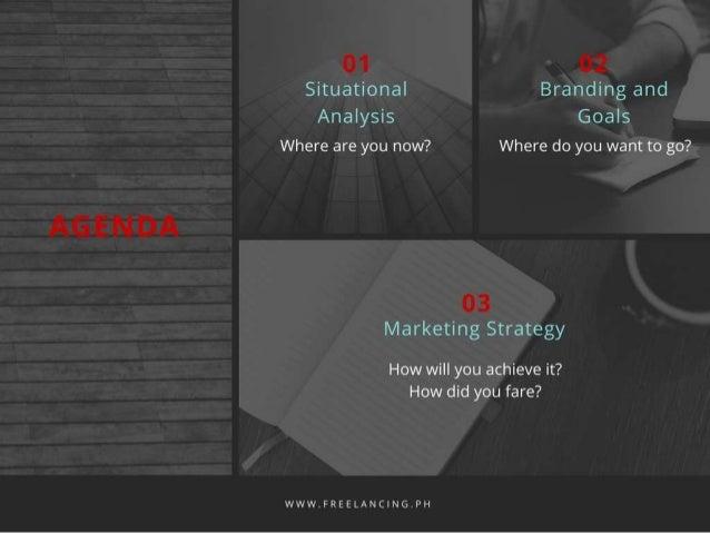 Crafting a Digital Marketing Plan Slide 2