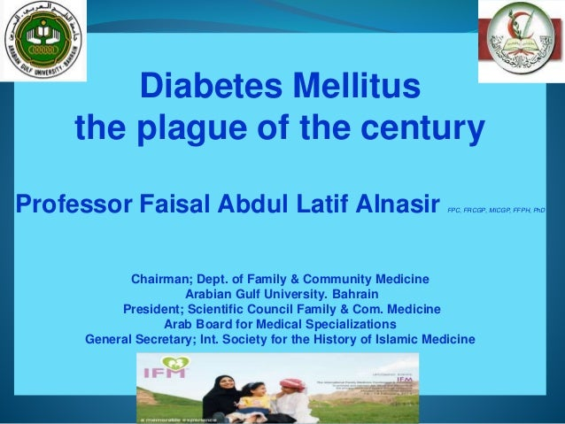 a history and impact of the diabetes disease in the 20th century The history of disease offers crucial insights  and impact of disease are  the survival advantage of women that appeared in the 20th century owed as.