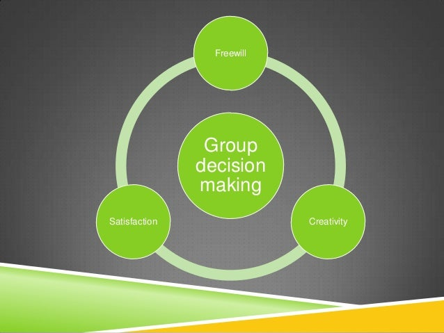 how does groupthink affect decision making Kamau, caroline and harorimana, deo (2008) does knowledge sharing and withholding of information in organizational committees affect quality of group decision making.