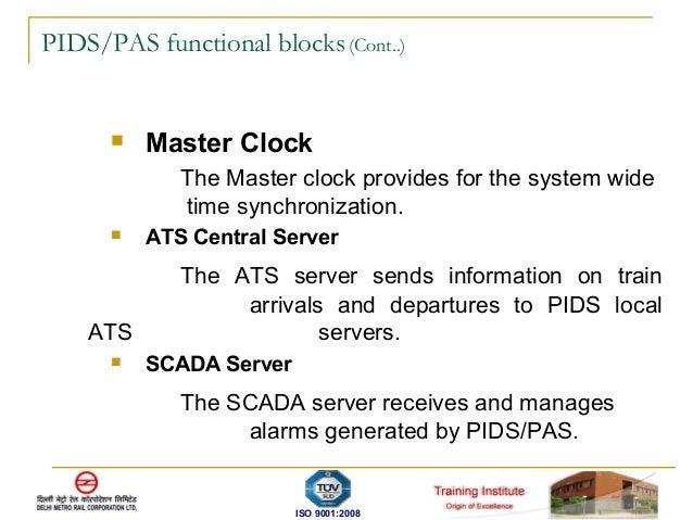 dmrc pidspas training 7 638?cb=1449945401 dmrc pids pas training master clock system wiring diagram at reclaimingppi.co
