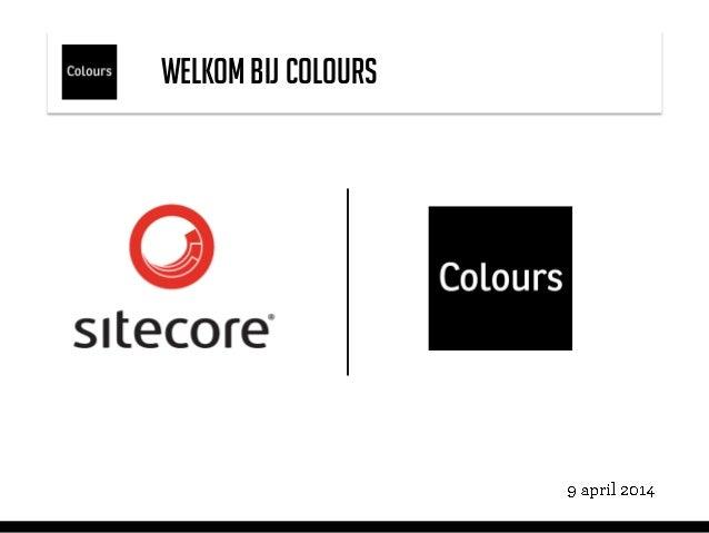 Welkom bij Colours