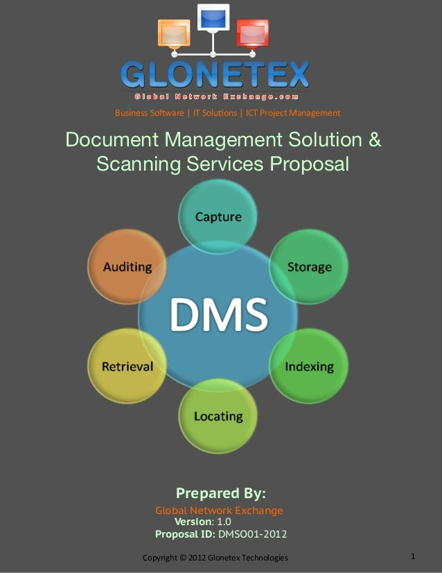Business So*ware | IT Solu2ons | ICT Project Management Document Management Solution &   Scanning Servic...