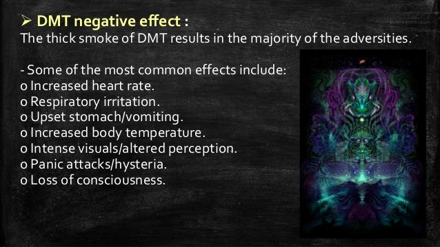 Is Dmt Naturally Found In The Human Brain