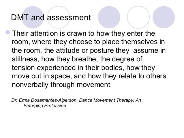 Webinar- Dance Movement Therapy with ED Clients