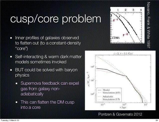 Insights into Dark Matter