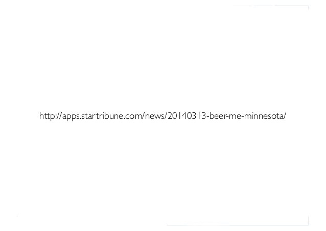 Prof. Pier Luca Lanzi http://apps.startribune.com/news/20140313-beer-me-minnesota/