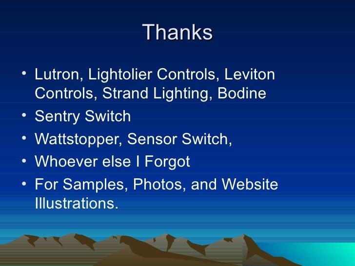 Dmx512 Lightng Contrl Design